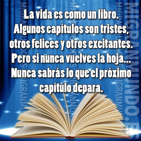 libro el futuro es un la vida es como un libro mi gran mundo