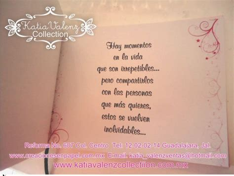 invitaciones modernas para imprimir oraciones pensamientos y poemas 17 best images about frases 15 a 241 os on pinterest no se