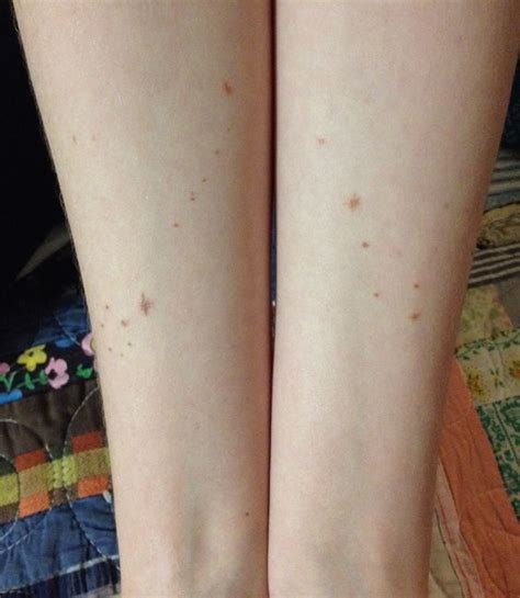star tattoo freckles pisces constellation tattoo done up to look like freckles