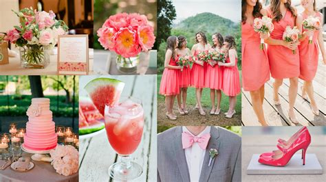 5 Wedding Themes by Top 5 Color Theme For Wedding 2015