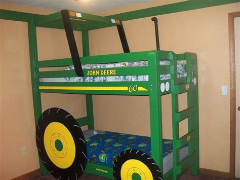 tractor bunk beds shaun s tractor bunk bed