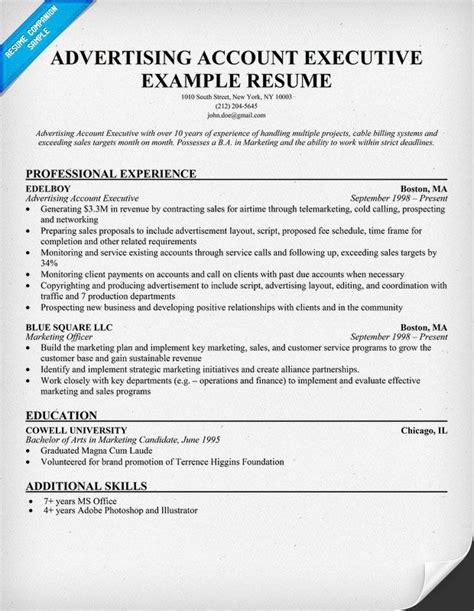 top 8 technical account manager resume samples