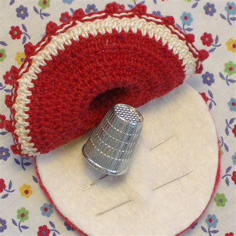 pattern for thimble holder susan sews thimble case keep