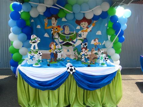 Home Accessories: Charming Toy Story Birthday Party Ideas