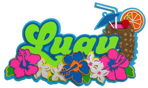 Tropical Home Decorations by Luau