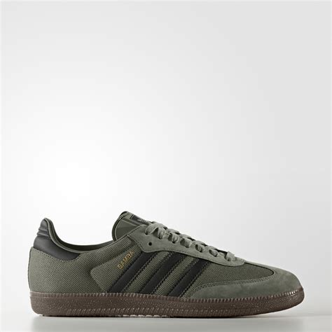 adidas samba og shoes st major core black gum