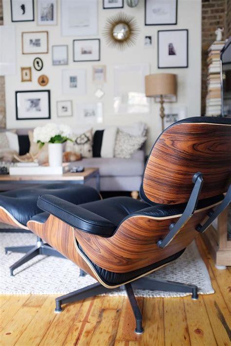 eames lounge chair mid century modern   girlfriend