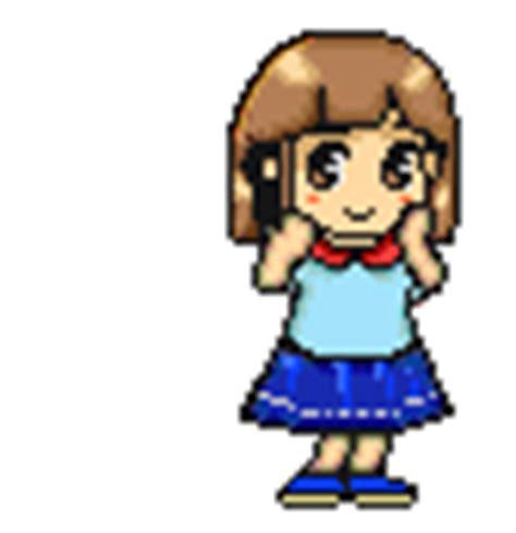 membuat gambar gif animasi wanita perempuan gif gambar animasi animasi bergerak