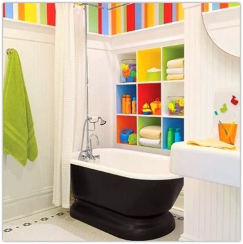how to decorate your kid s bathroom walker s