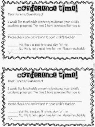 six tips for planning productive parent conferences scholastic