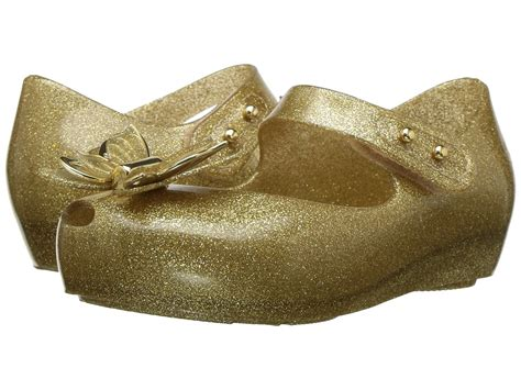 Mini Ultragirl Fly Gold mini shoes and boots