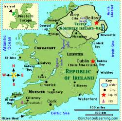 Ireland Map Europe by Ireland Map Europe Galleryhip Com The Hippest Galleries