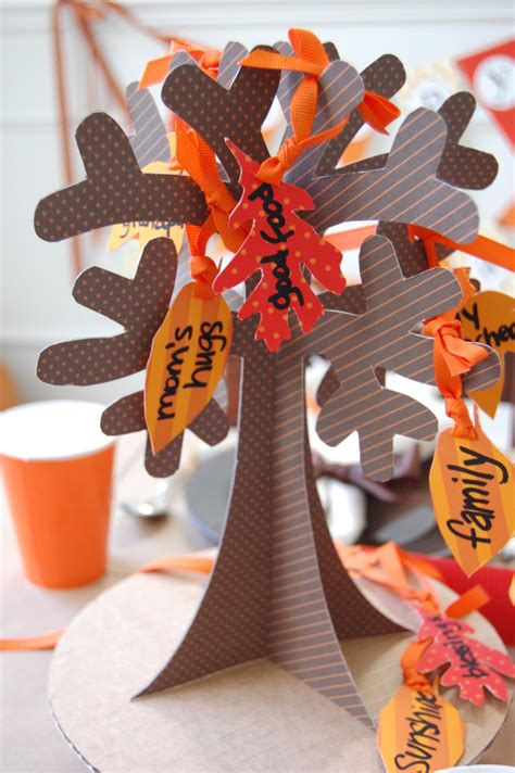 the giving thanks tree fun holiday activities for kids fun family thanksgiving activities frog prince paperie