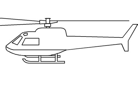coloring page helicopter helicopter coloring pages