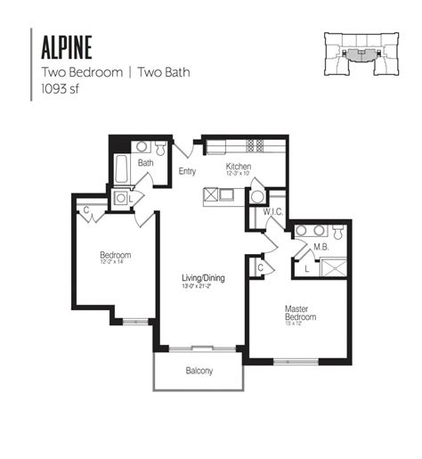 the vue floor plans apartment floor plans pricing the vue in hackensack nj