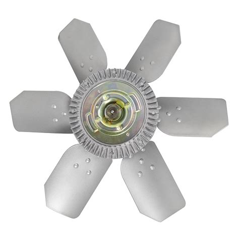 chevy 6 blade fan 1964 1968 chevrolet fan and clutch kit 6 blade for short