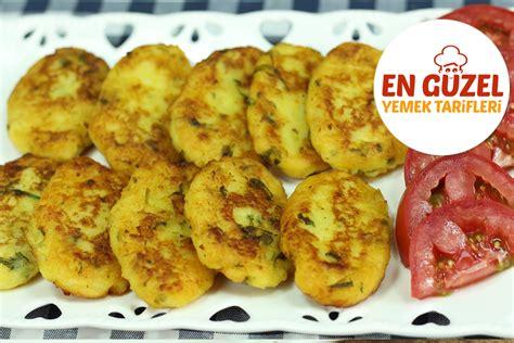 yemek tarifi kahvalti tarifleri 31 patates k 246 ftesi tarifi en g 252 zel yemek tarifleri youtube