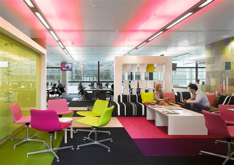 office design 5 ways you can improve business productivity through
