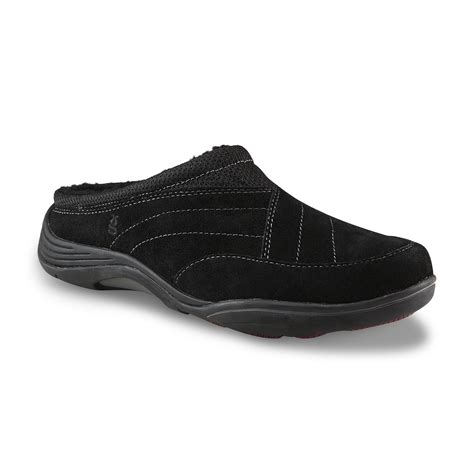 wide width clogs for grasshoppers s prospect black comfort clog wide