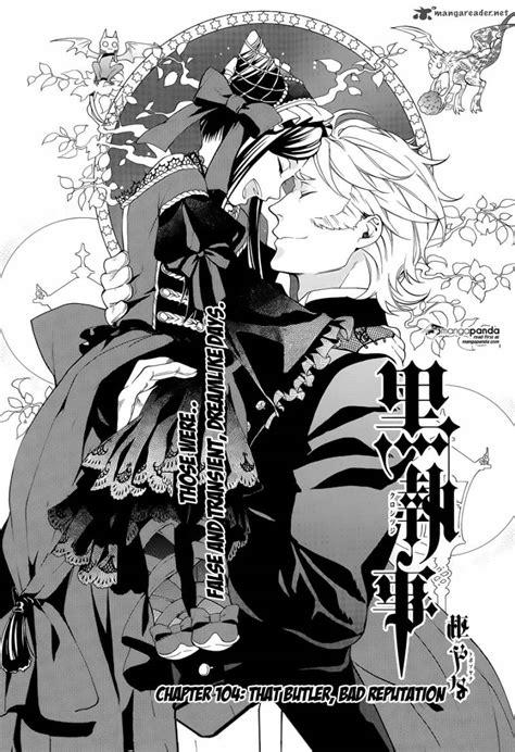read black butler read kuroshitsuji chapter 104 mangafreak