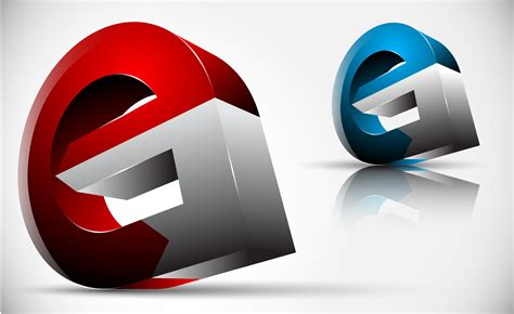 create 3d design how to create 3d logo design in adobe illustrator cs5