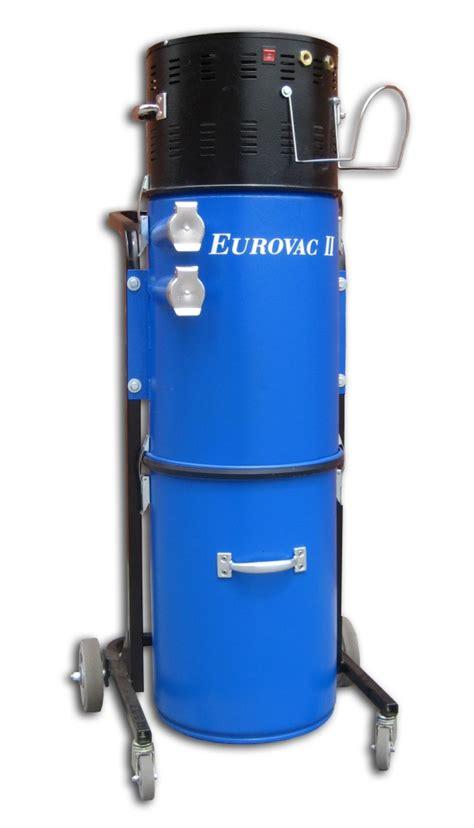 Stand Hp System Sedot Vacum eurovac ii 2 5hp cyclonic portable vacuum system