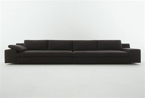 extra long sofas and couches furniture white fabric long couch with backrest and arm