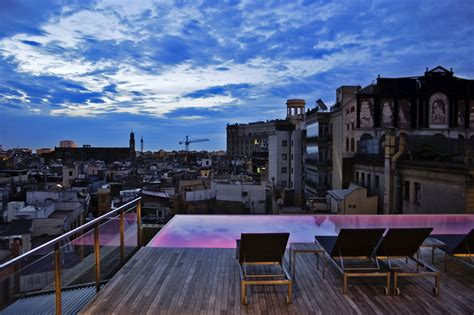 best roof top terraces in barcelona shbarcelona