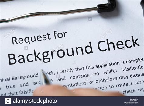 Viewing Criminal Record Criminal Record Check Stock Photos Criminal Record Check