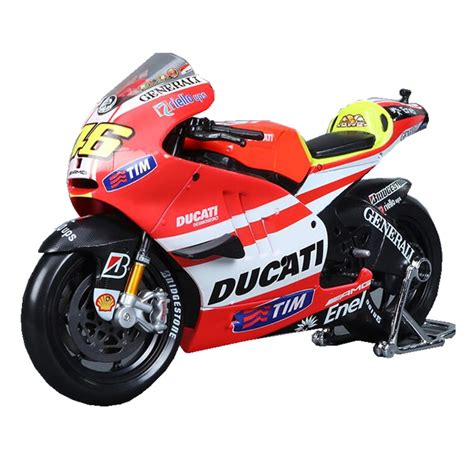 Miniatur 1 6 Scale Maisto Flag Diecast Ducati Desmosedici popular maisto ducati buy cheap maisto ducati lots from