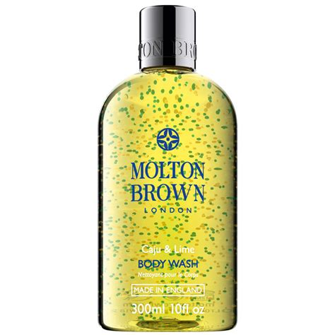 Molton Brown Molto 2 by Molton Brown Caju And Lime Wash Free Delivery