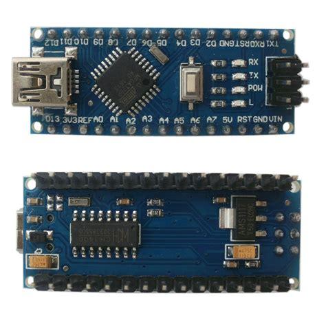 Arduino Nano Clone Ch340 clone arduino nano versione 3 con ch340g