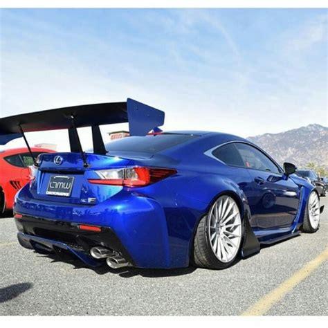 lexus rc modified lexus rc f coupe