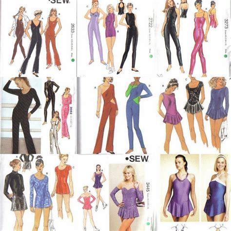 unitard pattern free kwik sew sewing pattern misses unitard leotard dance xs s