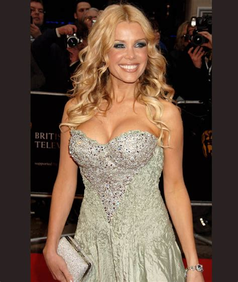Television Awards Melinda Messenger In Ms by Melinda Messenger Dazzles At The Academy