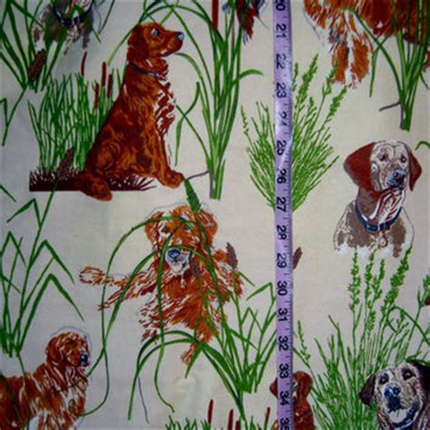 golden retriever fabric by the yard shop flannel quilt fabric by the yard on wanelo