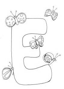 letter e coloring page free coloring pages of letter letter e