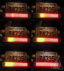 Progressive Brake Light System Admore Lighting High Output Led Large Light Bar With