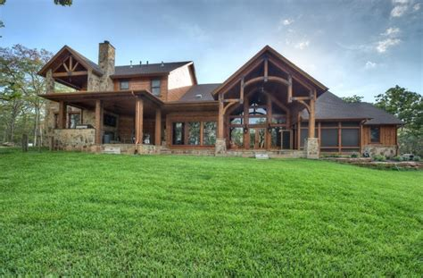 Indian Lakes, Mountain Lodge Style   Rustic   Exterior