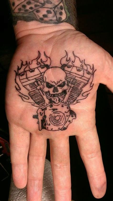 v twin tattoo designs 17 best images about harley davidson tattoos on