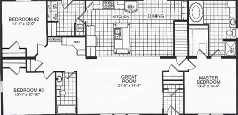 Titan Modular Model 847 Moore S Homes 32 X 30 House Plans
