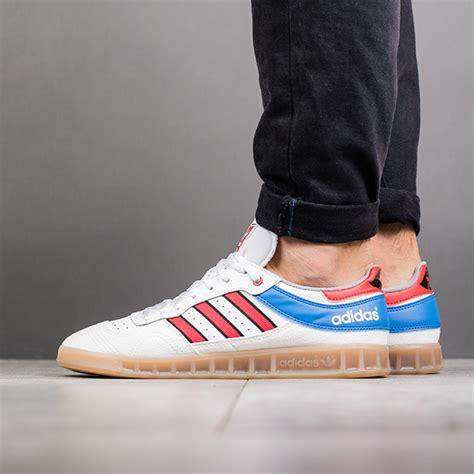 chaussures homme sneakers adidas originals handball top og quot vintage white quot by9535 sneakerstudio