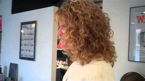 devachan haircut before and after curls company salon a beautiful before and after