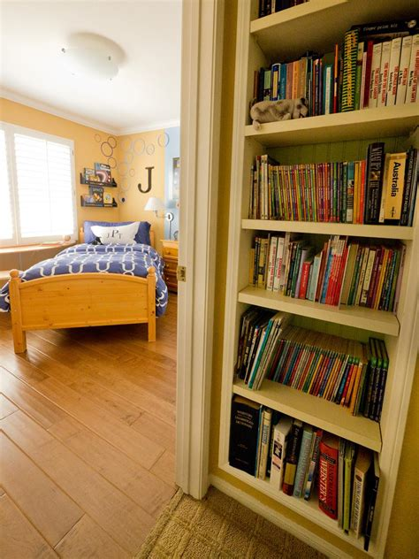 small boy s room with big storage needs hgtv