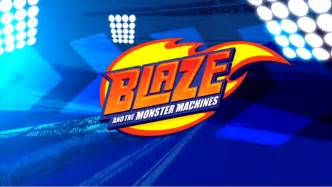 image blaze monster machines title card png custom warner cable kids wiki