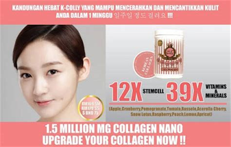 Collagen Di Malaysia new k colly sweet 17 collagen supp end 10 24 2015 11 15 am