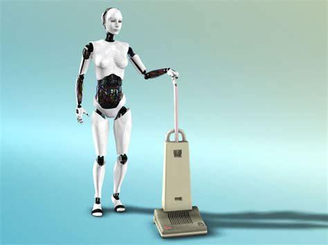 cleaning robots researchers developing helper robots for the elderly