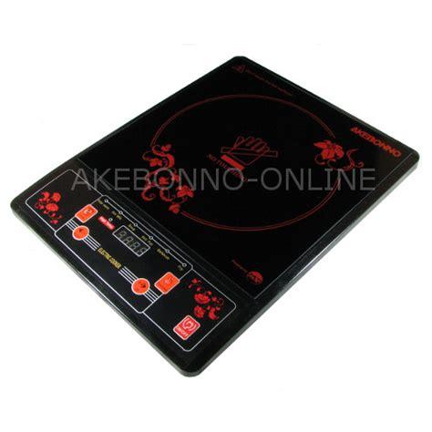 Panci Gril peralatan dapur akebonno kompor digital infra merah