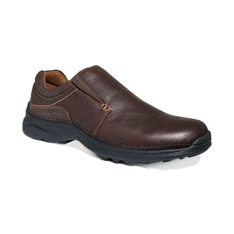 dockers shoes dockers myrick slipon shoes in brown for brown