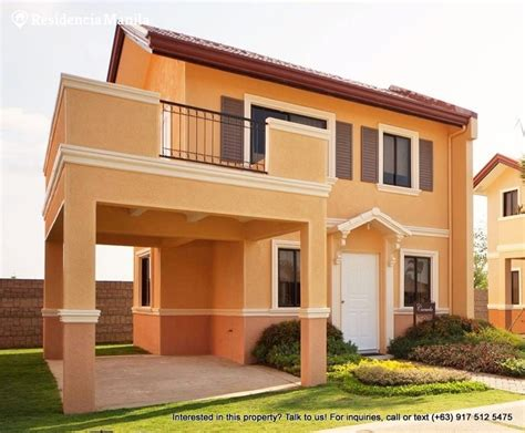 camella alta silang carmela house and lot near tagaytay